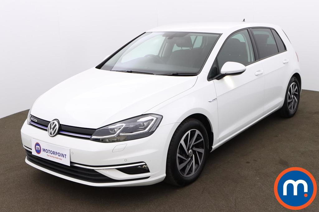 Volkswagen Golf 1.5 TSI EVO Match Edition 5dr - Stock Number 1176901 Passenger side front corner