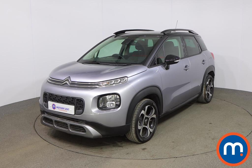 Citroen C3 Aircross 1.2 PureTech 110 Flair 5dr [6 speed] - Stock Number 1168378 Passenger side front corner