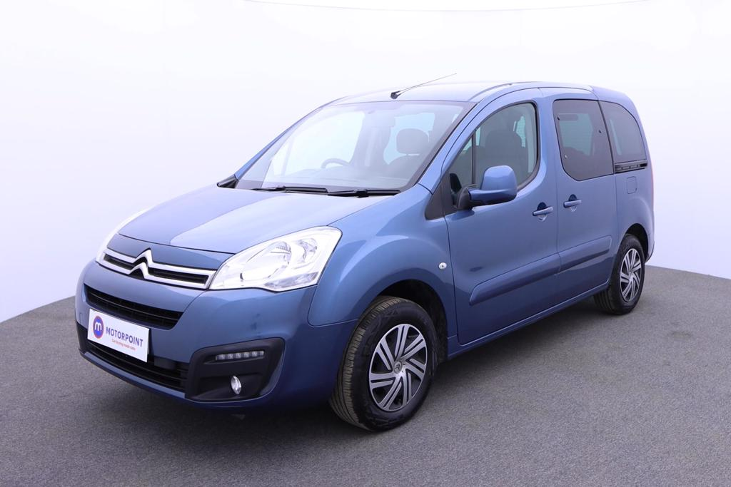 Citroen Berlingo Multispace 1.2 PureTech Feel 5dr - Stock Number 1172616 Passenger side front corner