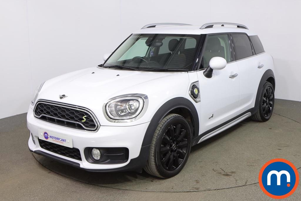 Mini Countryman 1.5 Cooper S E ALL4 PHEV 5dr Auto [Chili Pack] - Stock Number 1174351 Passenger side front corner