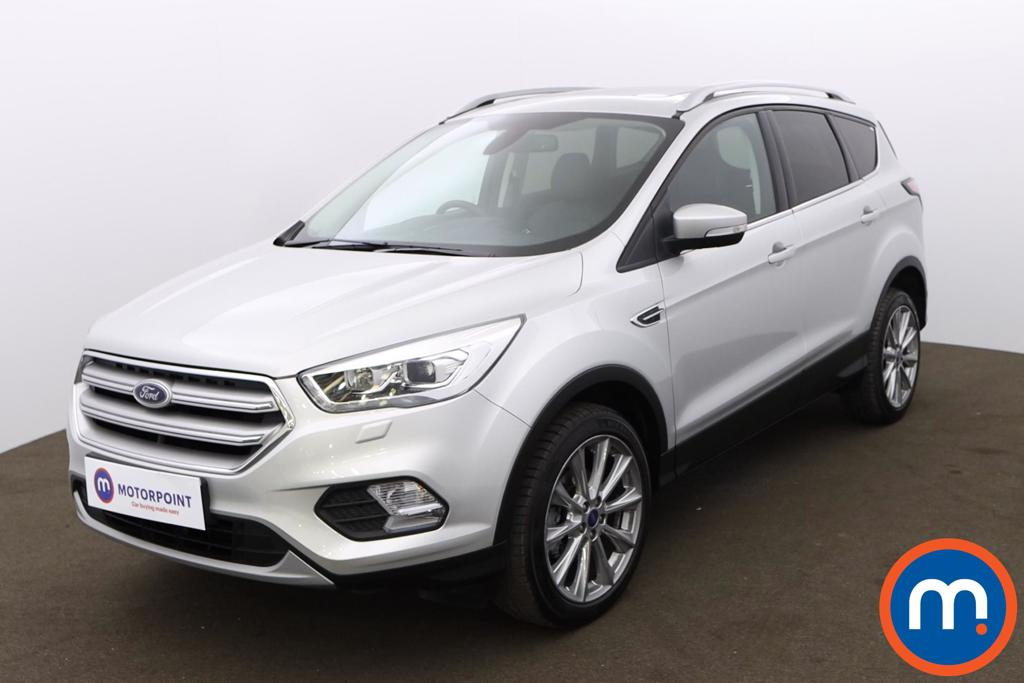 Ford Kuga 1.5 EcoBoost Titanium X Edition 5dr Auto 2WD - Stock Number 1175047 Passenger side front corner