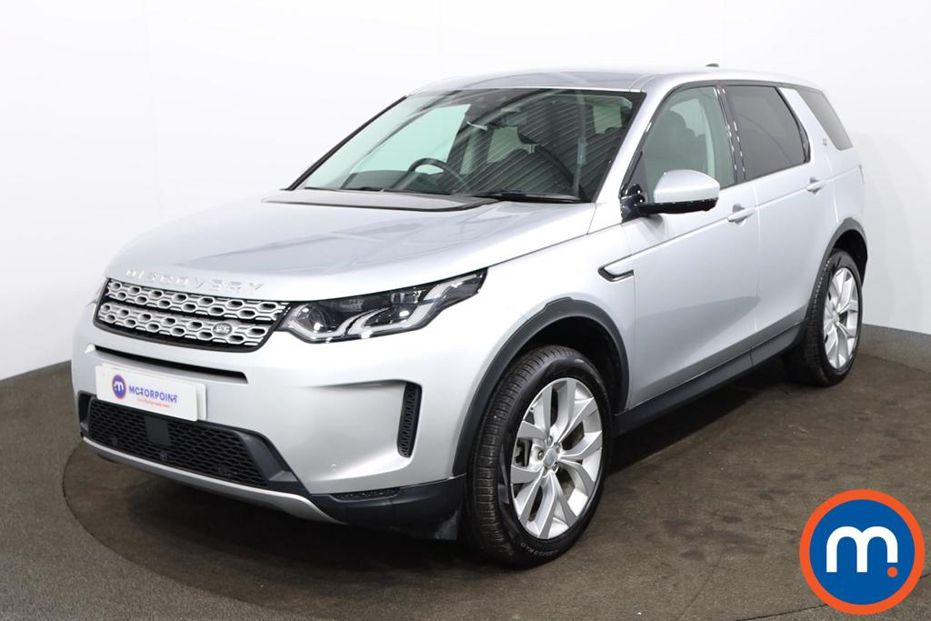 Land Rover Discovery Sport 2.0 D180 HSE 5dr Auto - Stock Number 1175448 Passenger side front corner