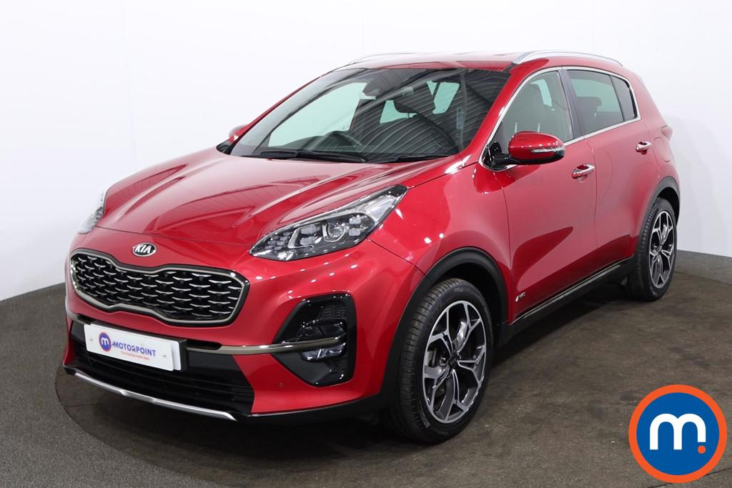 KIA Sportage 1.6T GDi ISG GT-Line 5dr DCT Auto [AWD] - Stock Number 1175752 Passenger side front corner