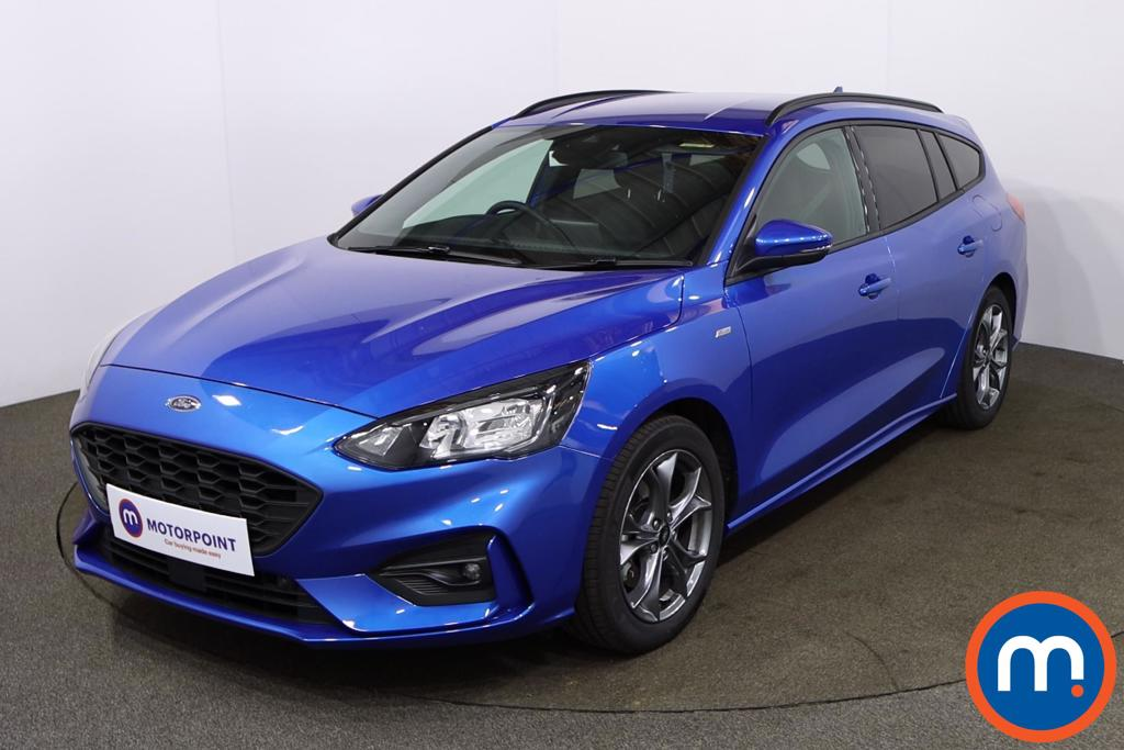 Ford Focus 1.5 EcoBlue 120 ST-Line Edition 5dr - Stock Number 1176682 Passenger side front corner
