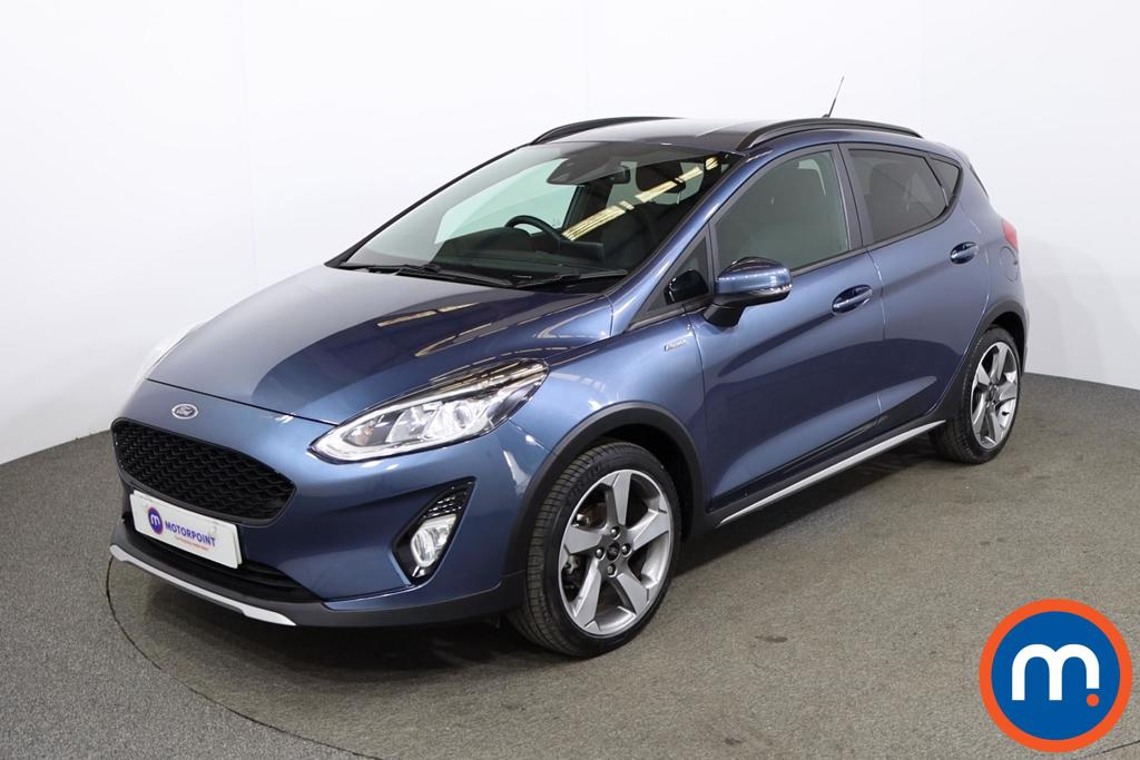 Ford Fiesta 1.0 EcoBoost 95 Active Edition 5dr - Stock Number 1176711 Passenger side front corner