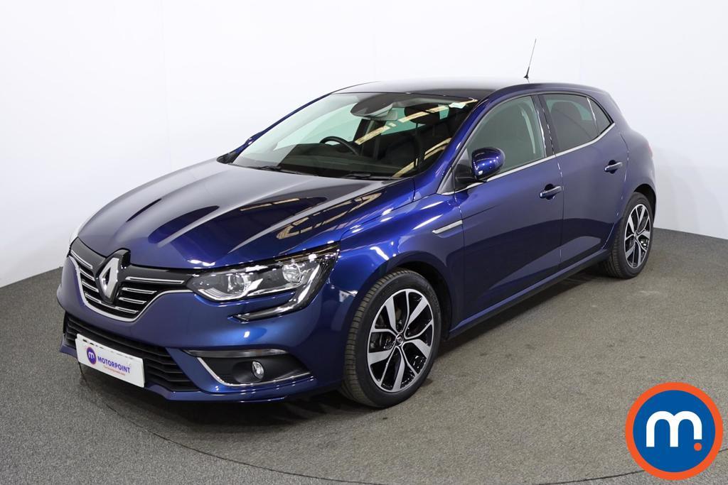 Renault Megane 1.5 Blue dCi 115 Iconic 5dr - Stock Number 1176887 Passenger side front corner