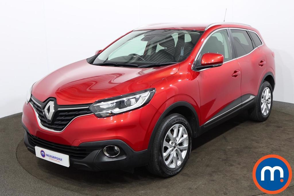 Renault Kadjar 1.5 dCi Dynamique Nav 5dr - Stock Number 1177781 Passenger side front corner