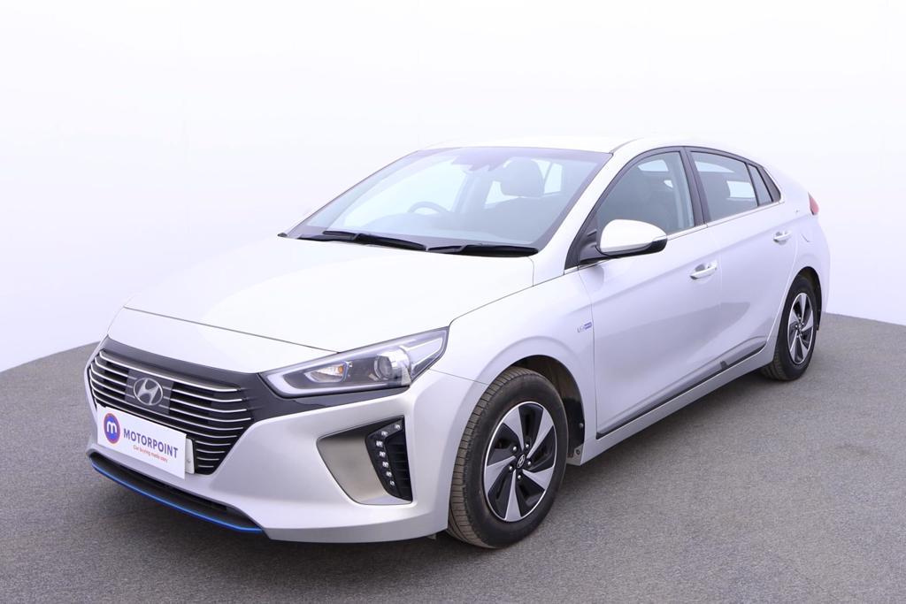 Hyundai Ioniq 1.6 GDi Hybrid Premium 5dr DCT - Stock Number 1177986 Passenger side front corner