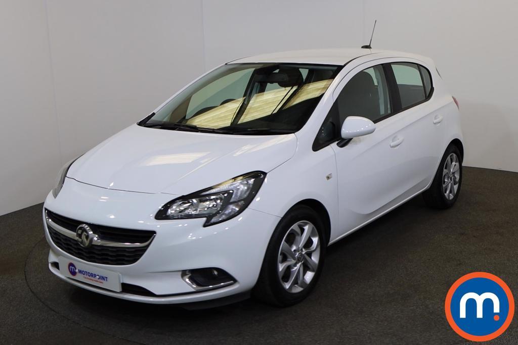 Vauxhall Corsa 1.4 SRi Nav 5dr Auto - Stock Number 1178499 Passenger side front corner