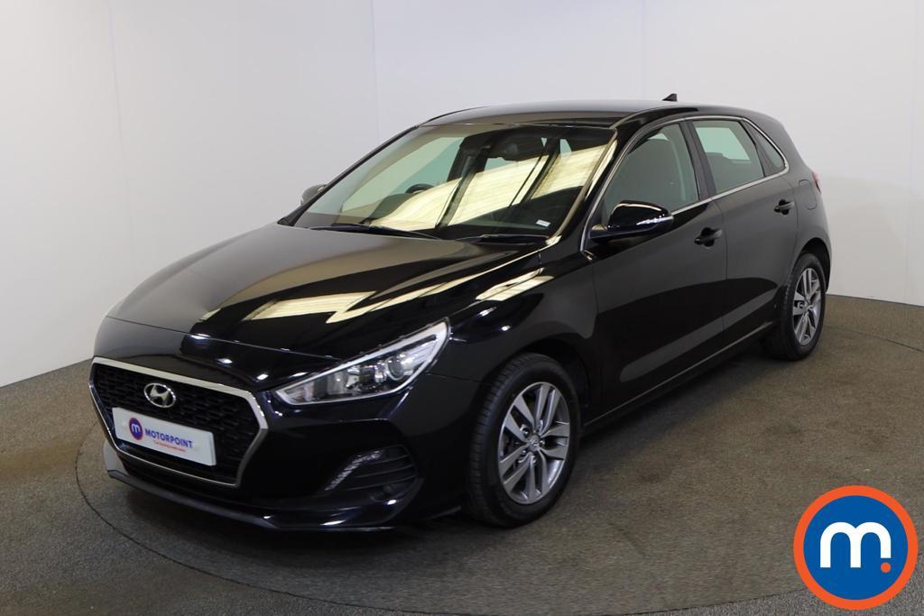 Hyundai I30 1.0T GDI SE 5dr - Stock Number 1166971 Passenger side front corner