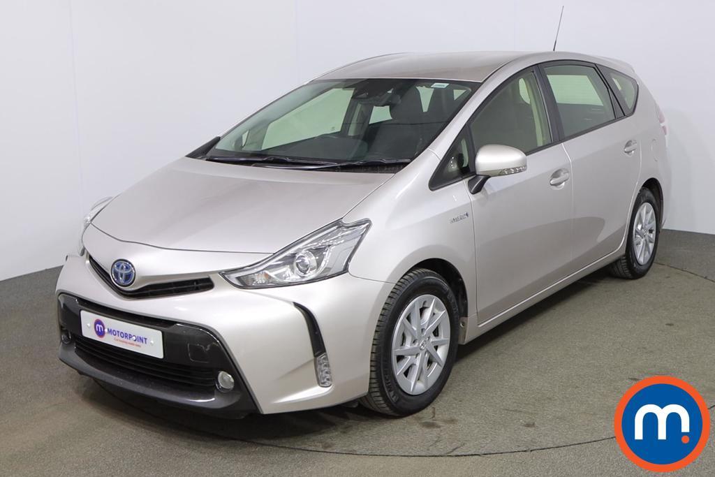 Toyota Prius-Plus 1.8 VVTi Icon TSS 5dr CVT Auto - Stock Number 1174937 Passenger side front corner
