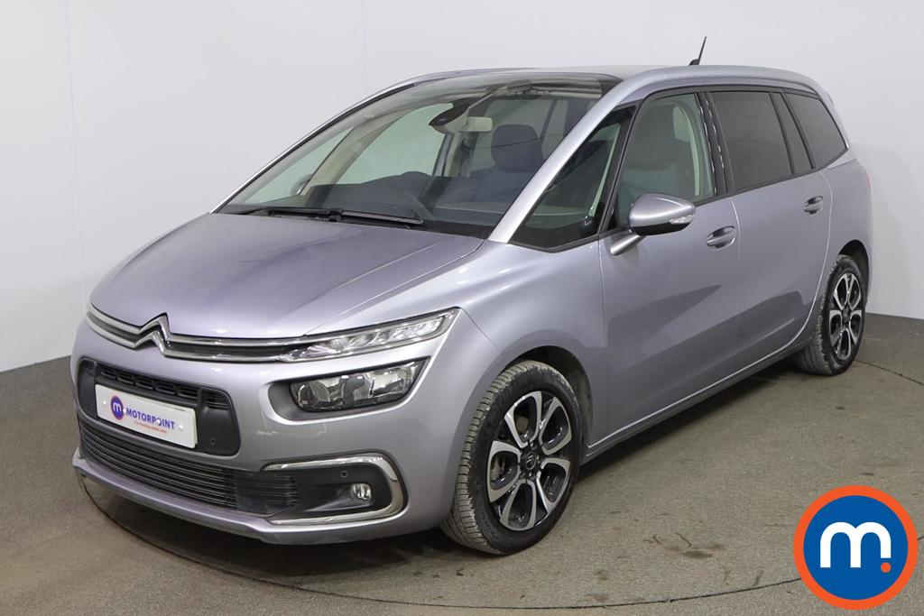 Citroen Grand C4 Spacetourer 1.2 PureTech 130 Feel 5dr - Stock Number 1176335 Passenger side front corner