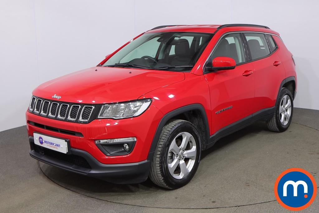 Jeep Compass 2.0 Multijet 140 Longitude 5dr - Stock Number 1176533 Passenger side front corner
