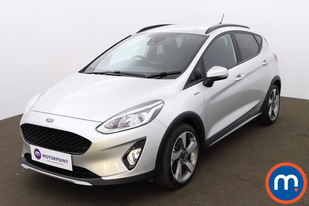 Ford Fiesta 1.0 EcoBoost 95 Active Edition 5dr - Stock Number 1176716 Passenger side front corner