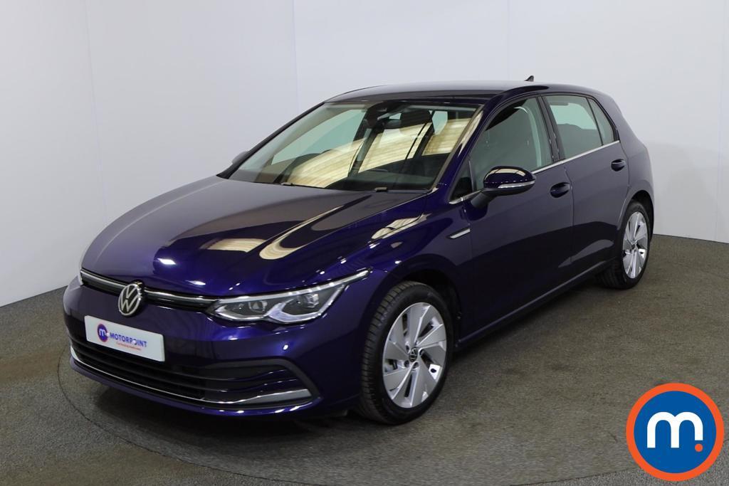 Volkswagen Golf 1.5 eTSI 150 Style 5dr DSG - Stock Number 1177602 Passenger side front corner