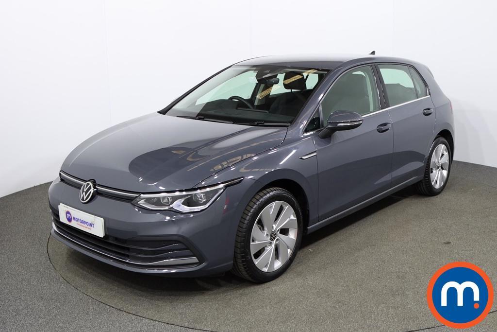 Volkswagen Golf 1.5 eTSI 150 Style 5dr DSG - Stock Number 1177658 Passenger side front corner