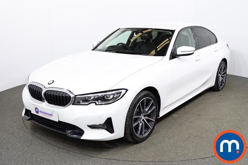 BMW 3 Series 320i Sport 4dr Step Auto - Stock Number 1178548 Passenger side front corner