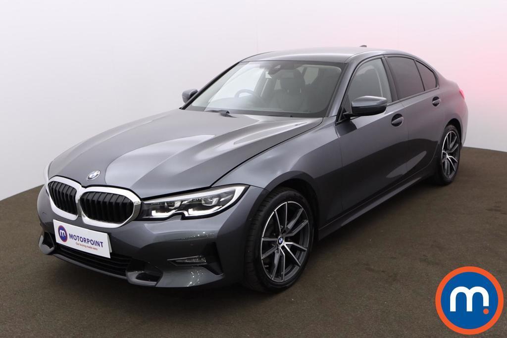 BMW 3 Series 320i Sport 4dr Step Auto - Stock Number 1178593 Passenger side front corner