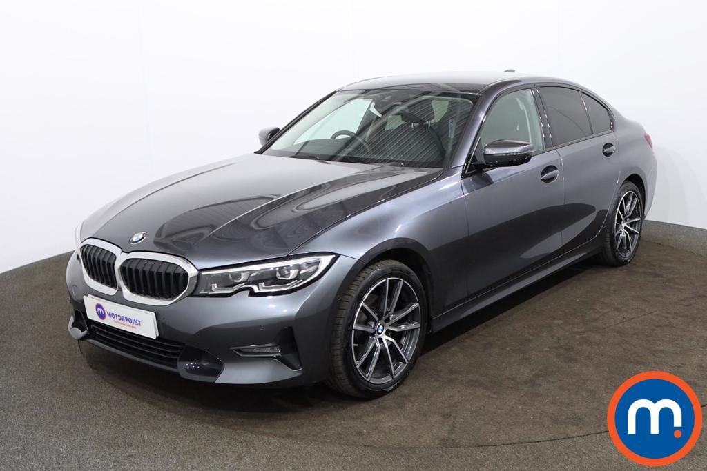 BMW 3 Series 320i Sport 4dr Step Auto - Stock Number 1178598 Passenger side front corner