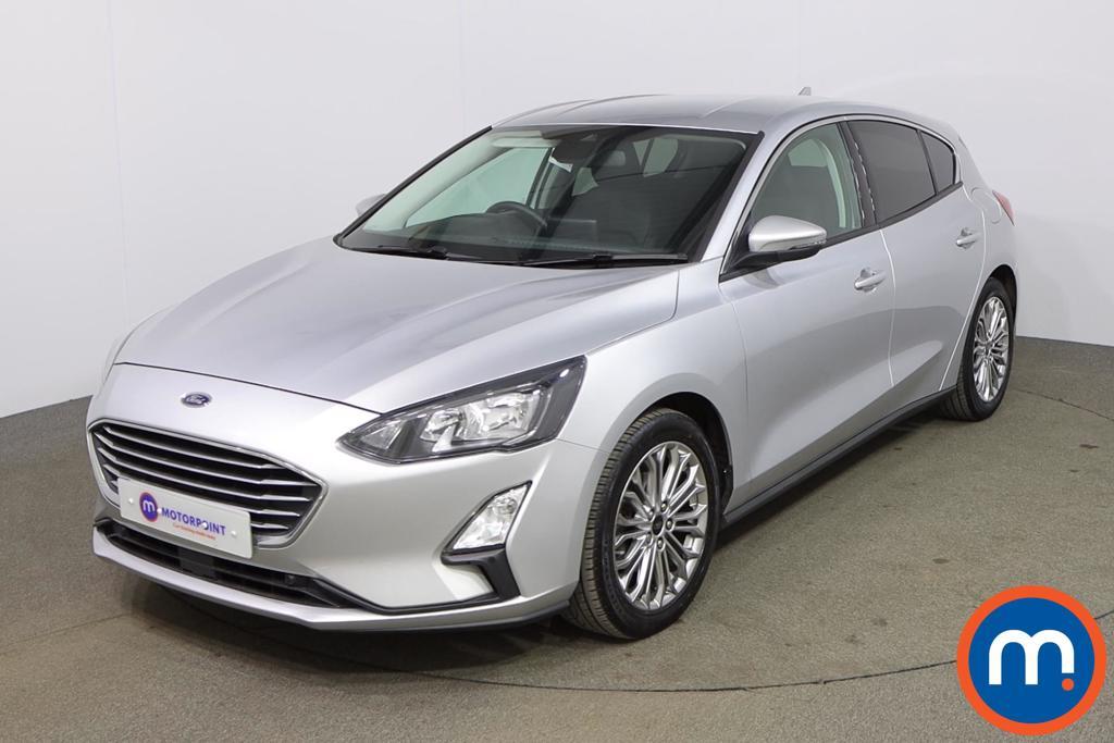 Ford Focus 1.5 EcoBoost 150 Titanium X 5dr - Stock Number 1179226 Passenger side front corner