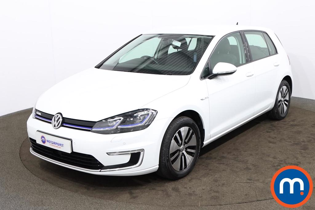 Volkswagen Golf 99kW e-Golf 35kWh 5dr Auto - Stock Number 1173024 Passenger side front corner