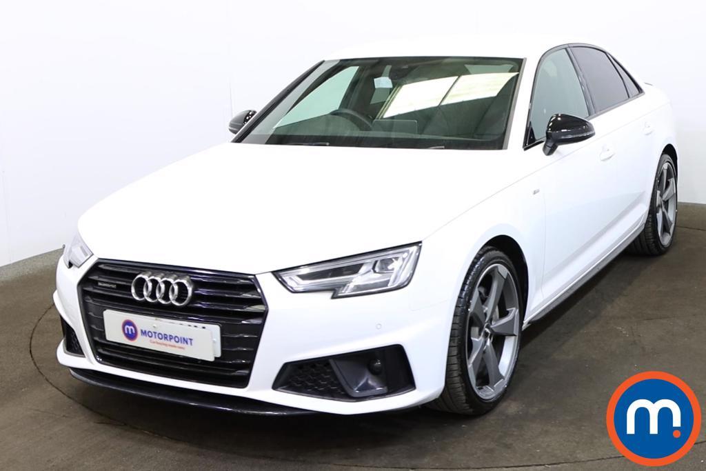 Audi A4 40 TDI Quattro Black Ed 4dr S Tronic [Tech Pack] - Stock Number 1173042 Passenger side front corner