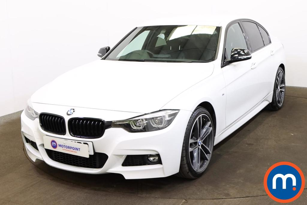 BMW 3 Series 320i M Sport Shadow Edition 4dr Step Auto - Stock Number 1173867 Passenger side front corner