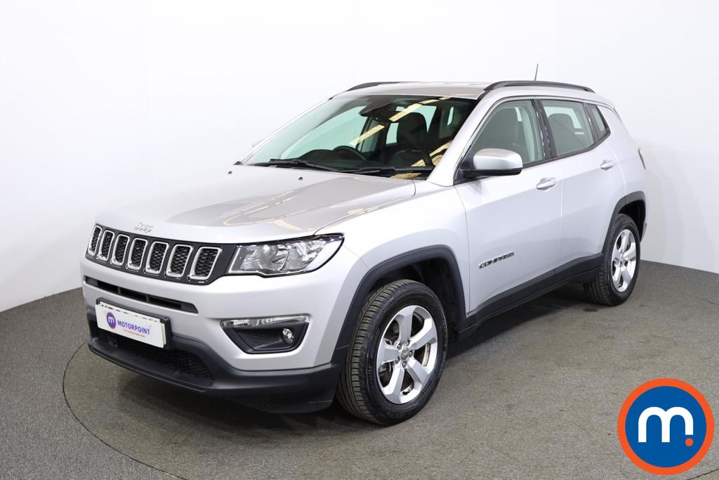 Jeep Compass 2.0 Multijet 140 Longitude 5dr - Stock Number 1176531 Passenger side front corner