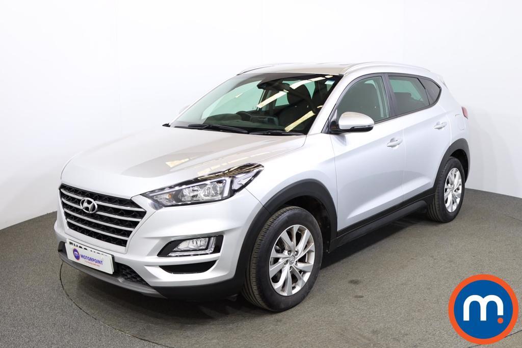 Hyundai Tucson 1.6 TGDi 177 SE Nav 5dr 2WD DCT - Stock Number 1177498 Passenger side front corner