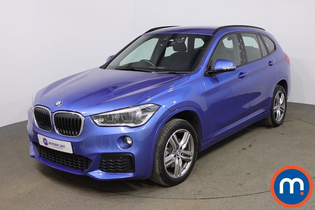 BMW X1 sDrive 18d M Sport 5dr Step Auto - Stock Number 1177508 Passenger side front corner