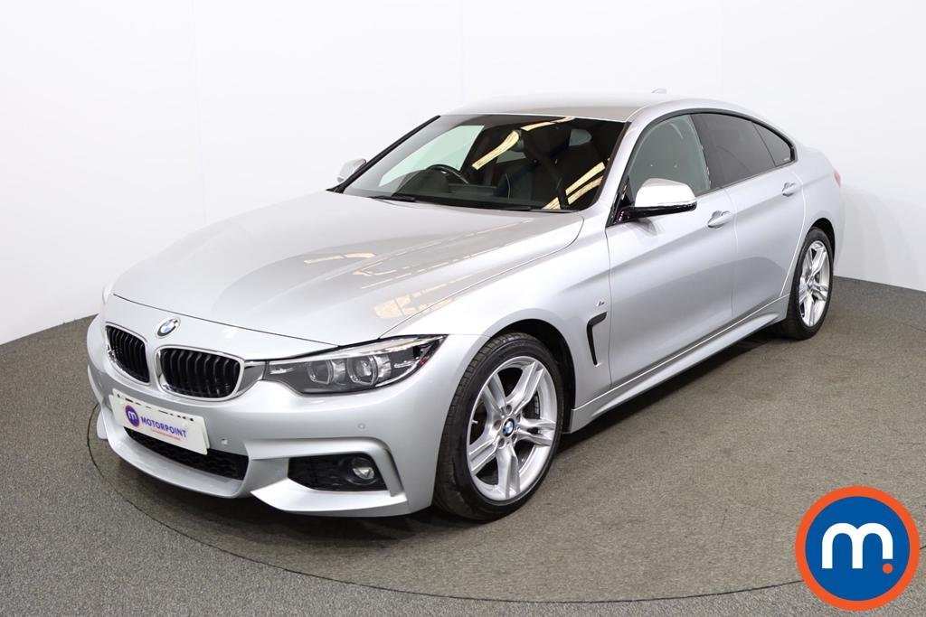 BMW 4 Series 420d [190] M Sport 5dr Auto [Professional Media] - Stock Number 1177517 Passenger side front corner