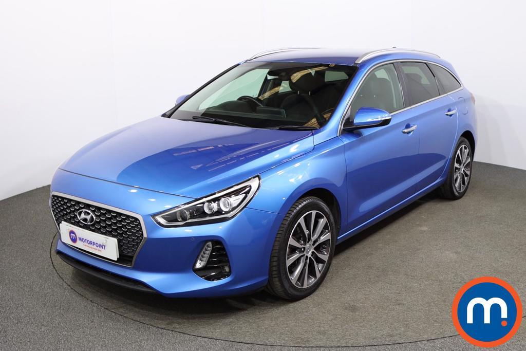 Hyundai I30 1.4T GDI Premium 5dr - Stock Number 1177518 Passenger side front corner