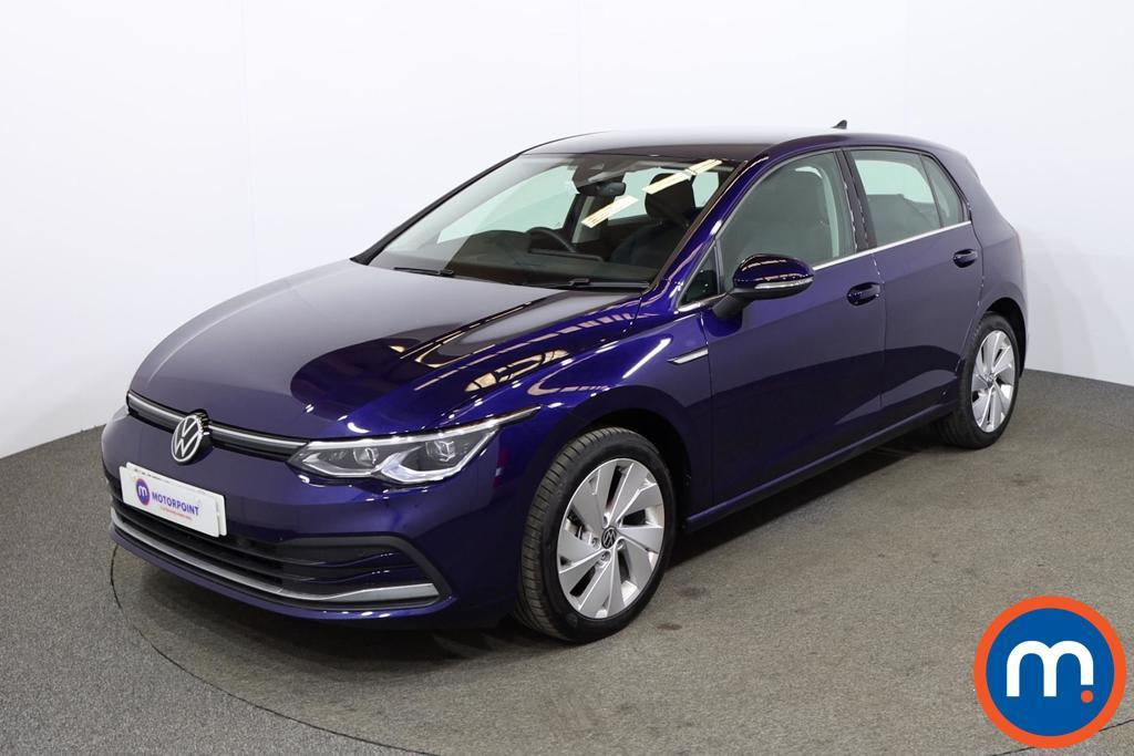 Volkswagen Golf 1.5 eTSI 150 Style 5dr DSG - Stock Number 1177654 Passenger side front corner