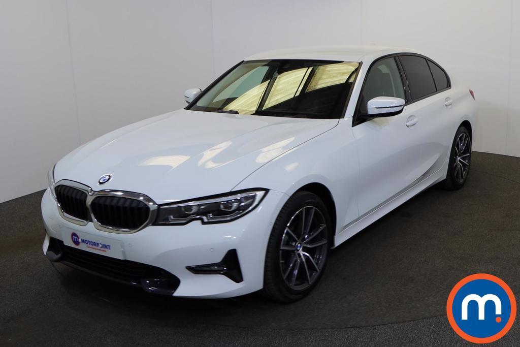 BMW 3 Series 320i Sport 4dr Step Auto - Stock Number 1178559 Passenger side front corner