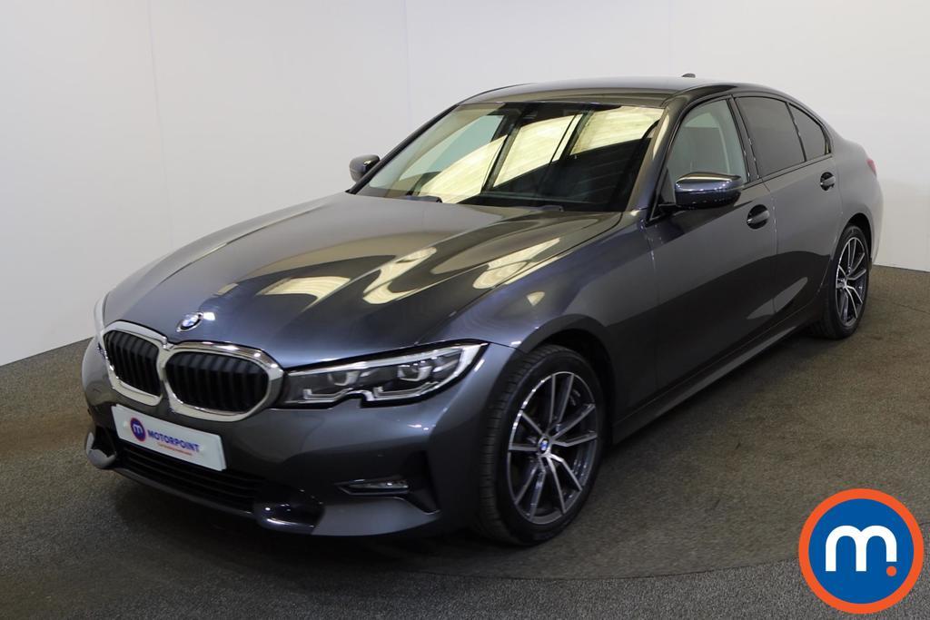 BMW 3 Series 320i Sport 4dr Step Auto - Stock Number 1178560 Passenger side front corner