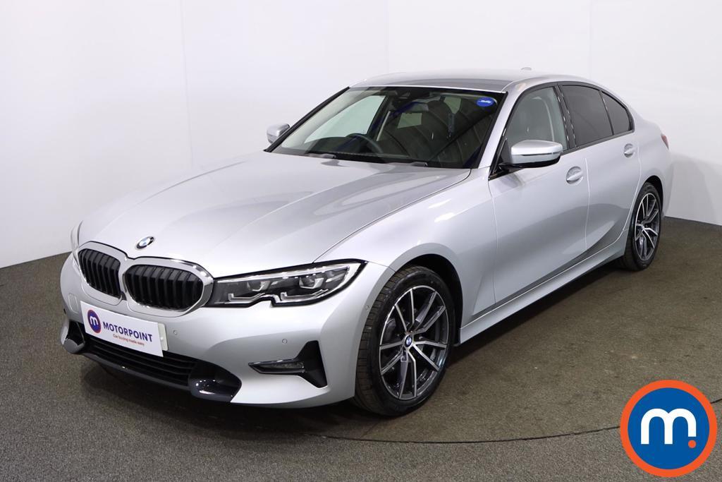 BMW 3 Series 320i Sport 4dr Step Auto - Stock Number 1178578 Passenger side front corner