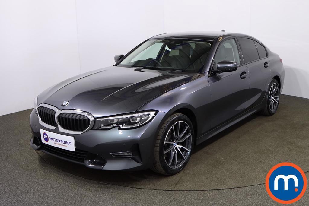 BMW 3 Series 320i Sport 4dr Step Auto - Stock Number 1178580 Passenger side front corner