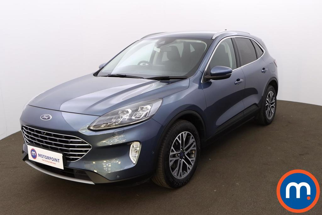 Ford Kuga 1.5 EcoBlue Titanium First Edition 5dr Auto - Stock Number 1179222 Passenger side front corner