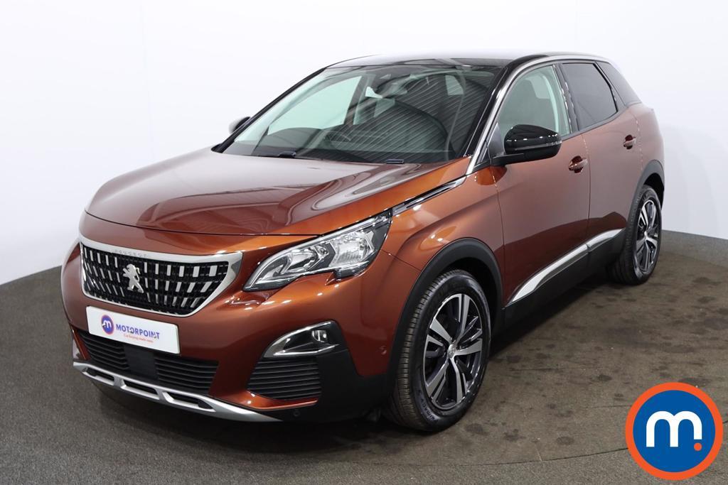 Peugeot 3008 1.6 BlueHDi 120 Allure 5dr - Stock Number 1179603 Passenger side front corner