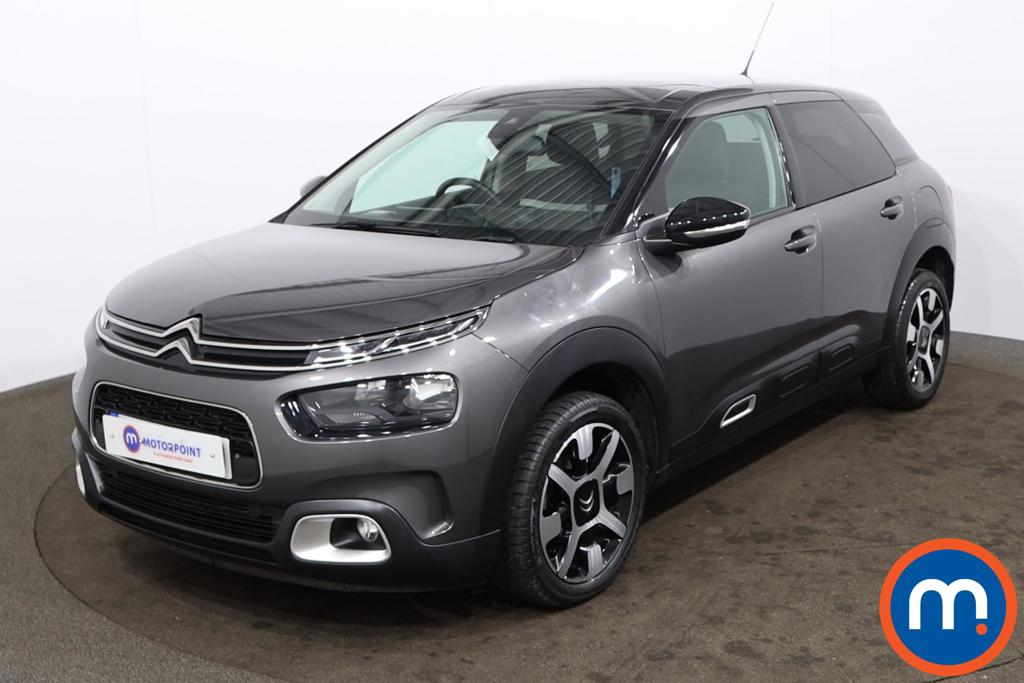 Citroen C4 Cactus 1.2 PureTech Flair EAT6 5dr - Stock Number 1179719 Passenger side front corner
