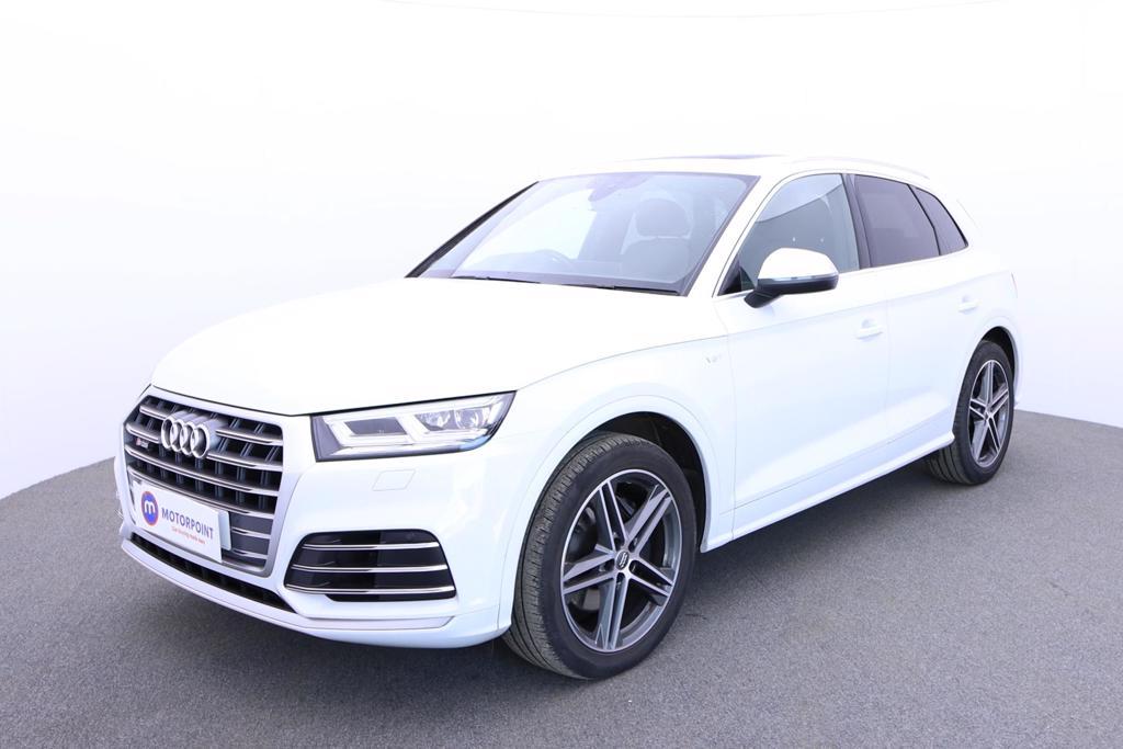 Audi Q5 SQ5 Quattro 5dr Tip Auto - Stock Number 1180381 Passenger side front corner