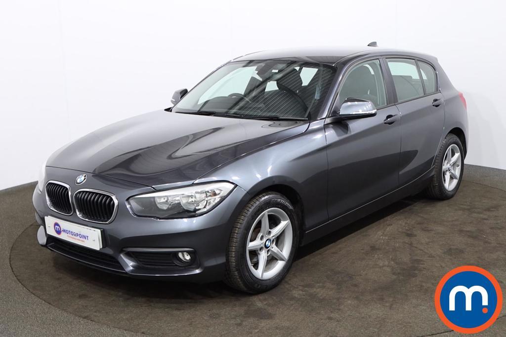 BMW 1 Series 118i [1.5] SE 5dr [Nav-Servotronic] - Stock Number 1170967 Passenger side front corner