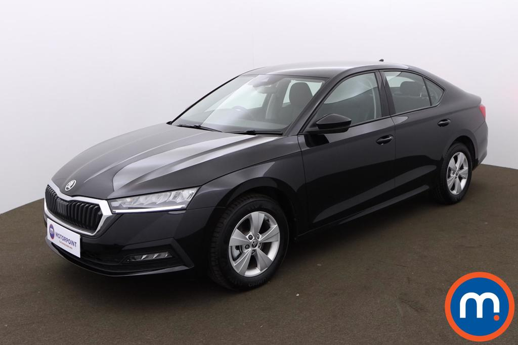 Skoda Octavia 1.5 TSI SE First Edition 5dr - Stock Number 1175436 Passenger side front corner