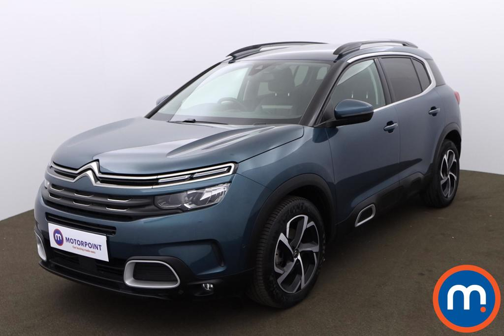 Citroen C5 Aircross 1.5 BlueHDi 130 Flair 5dr EAT8 - Stock Number 1176215 Passenger side front corner
