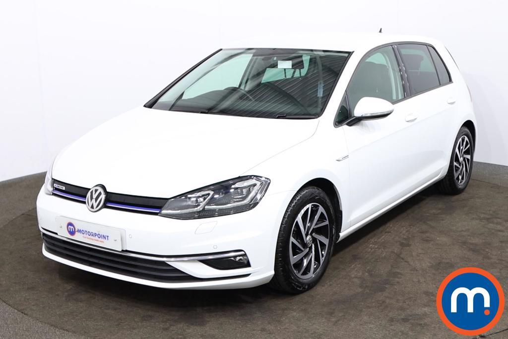 Volkswagen Golf 1.5 TSI EVO Match Edition 5dr - Stock Number 1176904 Passenger side front corner