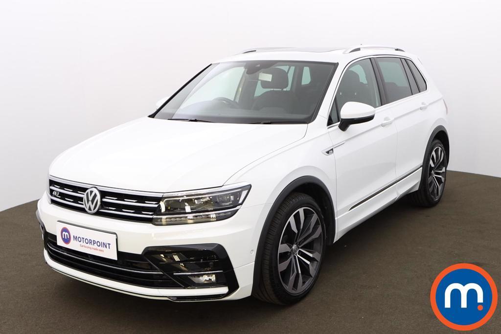 Volkswagen Tiguan 1.5 TSi EVO 150 R-Line Tech 5dr DSG - Stock Number 1177905 Passenger side front corner