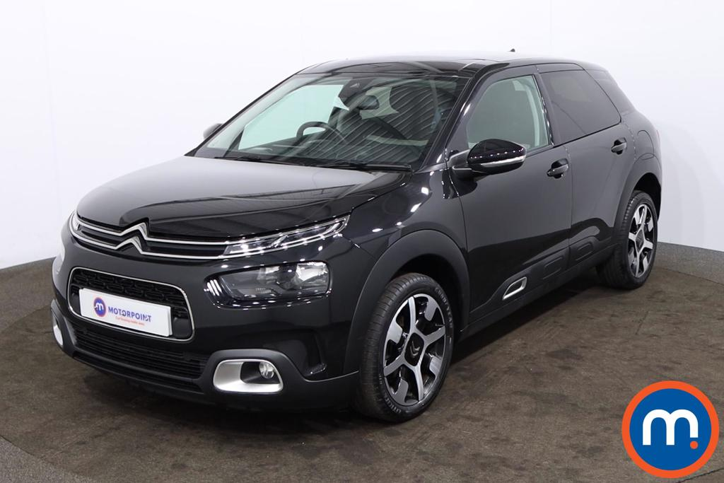 Citroen C4 Cactus 1.2 PureTech Flair 5dr [6 Speed] - Stock Number 1178031 Passenger side front corner