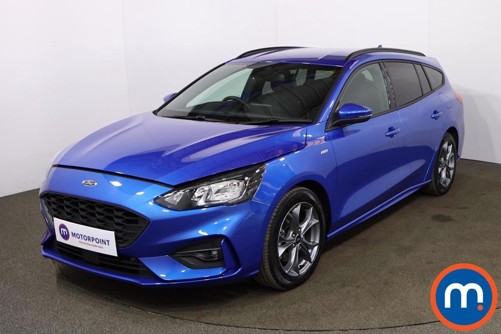 Ford Focus 1.5 EcoBlue 120 ST-Line Edition 5dr - Stock Number 1176681 Passenger side front corner
