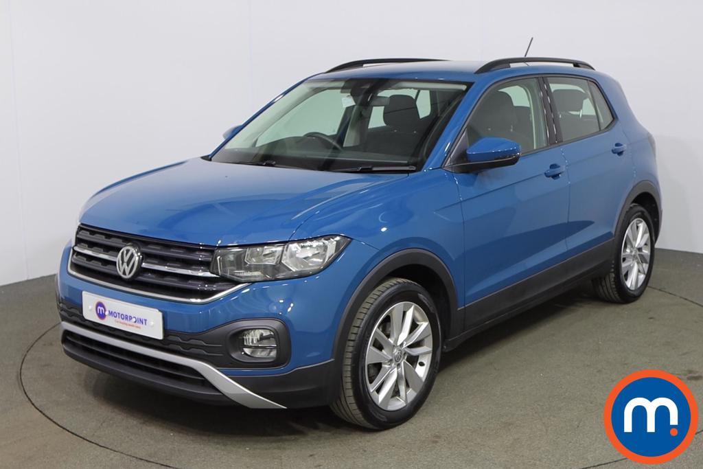 Volkswagen T-Cross 1.0 TSI 115 SE 5dr - Stock Number 1179265 Passenger side front corner
