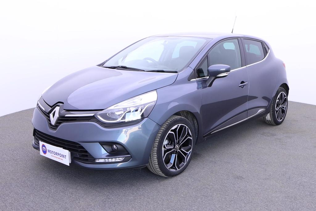 Renault Clio 0.9 TCE 90 Iconic 5dr - Stock Number 1178482 Passenger side front corner